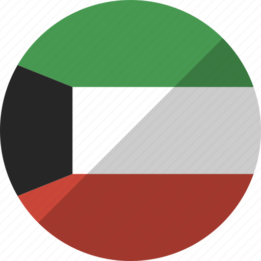 country, flag, kuwait, nation icon