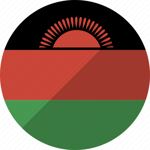 country, flag, malawi, nation icon