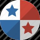 country, flag, nation, panama