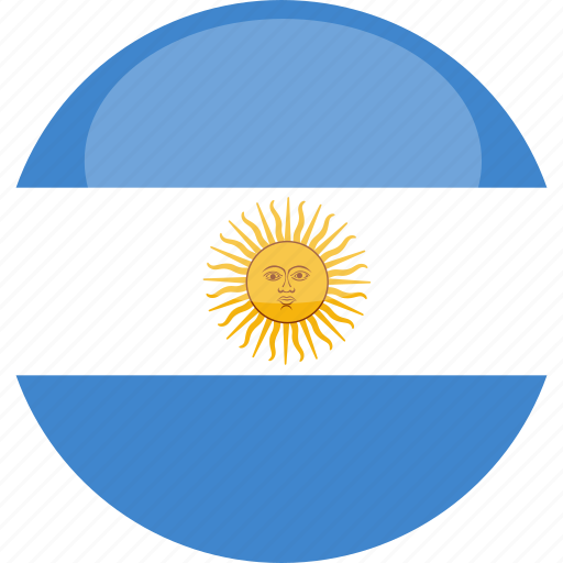 Image result for argentina circle flag