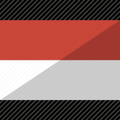 country, flag, monaco, nation icon