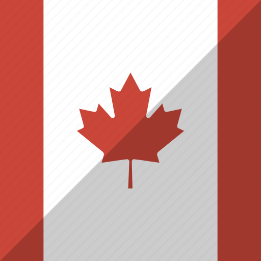 canada, country, flag, nation icon