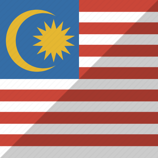 Country, flag, malaysia, nation icon - Download on Iconfinder
