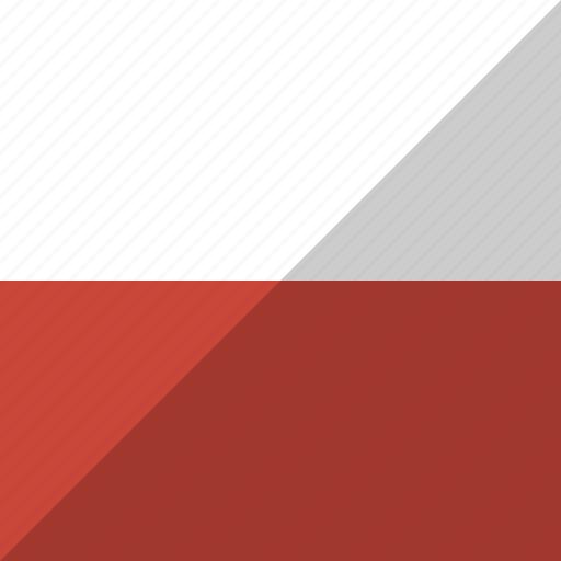 country, flag, nation, poland icon