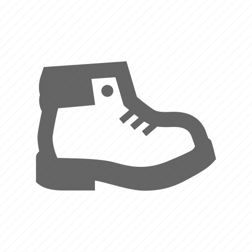 boot, boots, cloth, footware icon