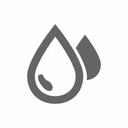 drop, liquid, water, waterproof icon