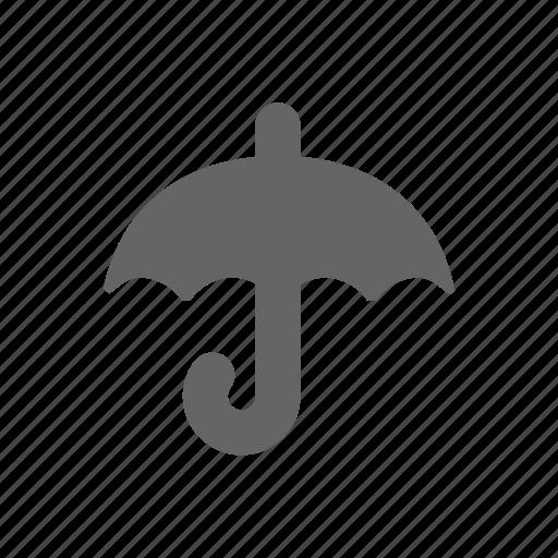 umbrella, waterproof icon