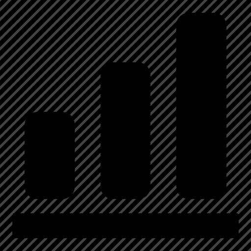 analytics, chart, graph, presentation, report, statistics icon
