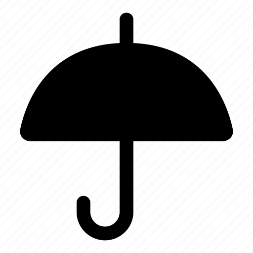 insurance, protection, rain, secure, security, umbrella icon