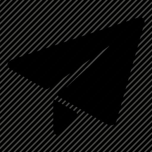 paper, paper plane, paperplane, plane, startup icon