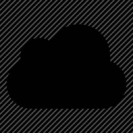 cloud, cloudy, guardar, save, server, sky, storage, weather icon