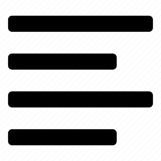 align, alignment, left, left align icon