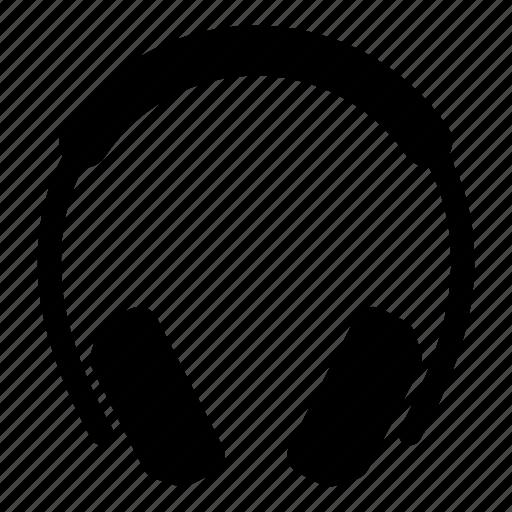 ear, headphone, headphones, listen, music, player, sound icon