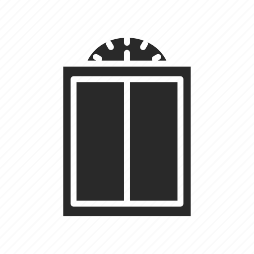 elevator, hand, hotel-lifetime, interaction, move, travel, vertical icon