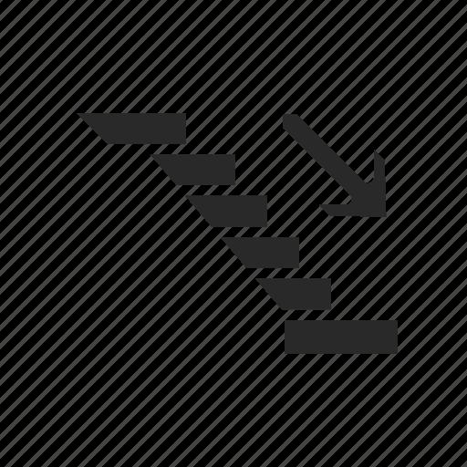 arrow, door, download, exit, log, logout, out icon