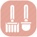 agriculture, ecology, equipment, garden, gardening, nature, tractor icon
