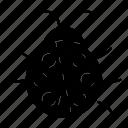 animal, bug, fish, lady, marine, northern, pike icon