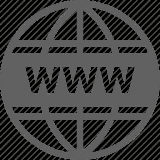 Domain, registration, www, internet, website icon - Download on Iconfinder