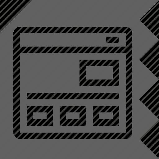 design, idea, organization chart, sketch, ui, ux icon