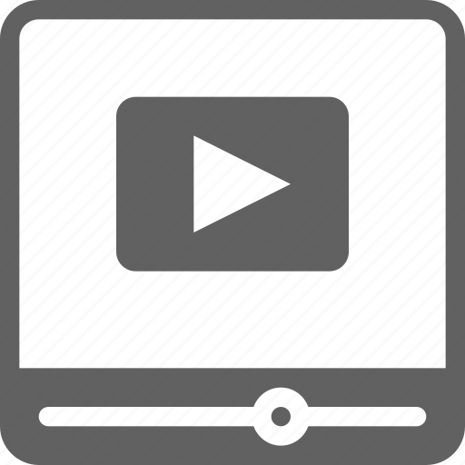 marketing, multimedia, video, vimeo, youtube icon