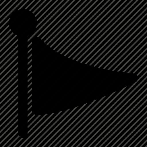 flag, location, map, marker, market icon