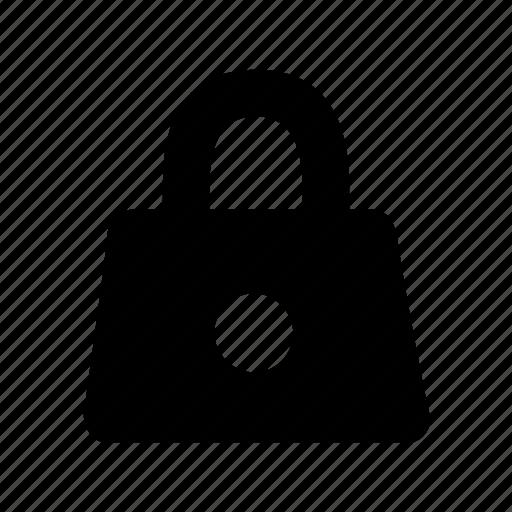 closed, keyhole, lock, locking, password, protection, security icon