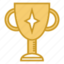 achievement, business, cup, prize, startup icon