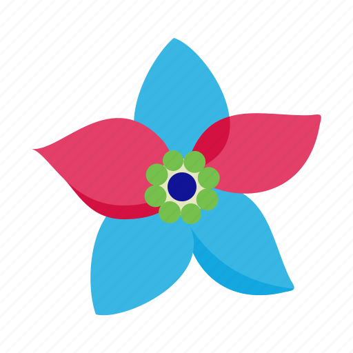 colorful, decoration, flower, gogreen, leaf, leaves, winter icon