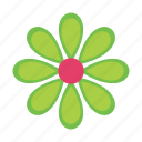 flower, garden, gogreen, green, greenery, health, polutionfree icon