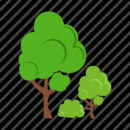 environment, forest, garden, gogreen, green, polution, tree icon