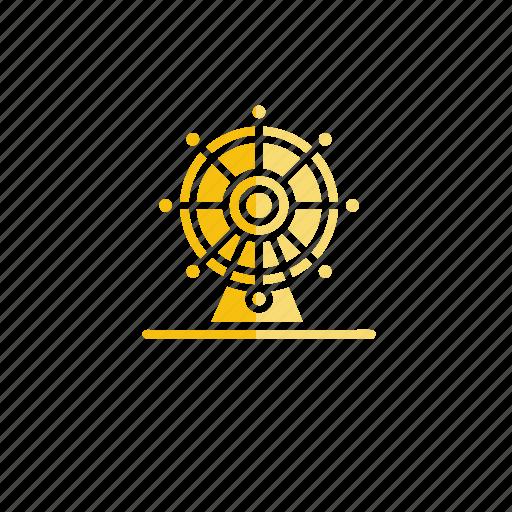 adventure, beach, journey, sign, trip, vacation icon