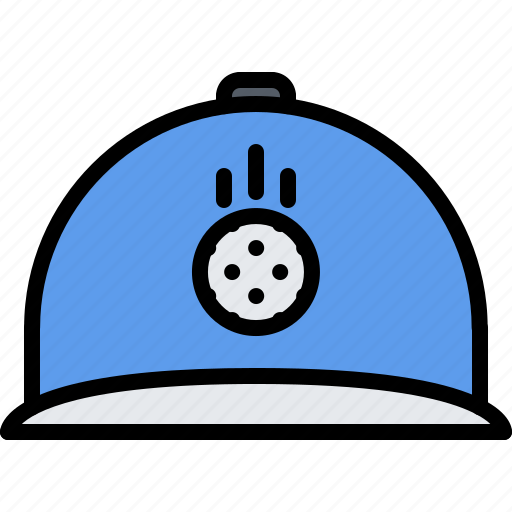 cap, field, golf, golfer, sport, uniform icon