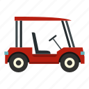 car, cart, club, golf, sport, transport, vehicle icon