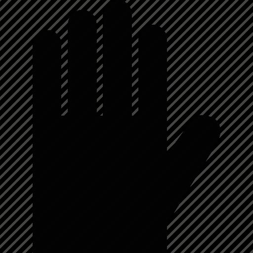 glove, golf, golfing glove, hand icon