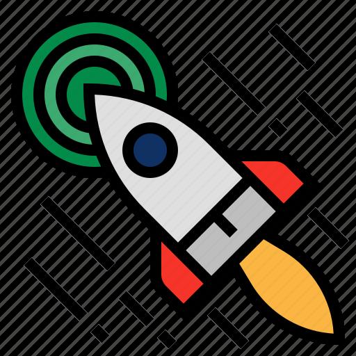Achievement, aim, goal, marketing, target icon - Download on Iconfinder