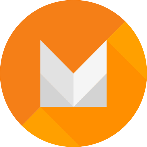android, android m, google, marshmallow, os, smartphone icon