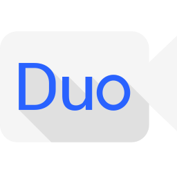 chat, duo, google, message, messenger, talk, video icon