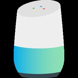 device, google, help, home, house, ok google, technology icon