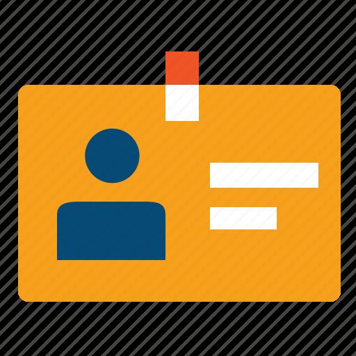 access, agent, badge, certificate, client, license, member, participate, priority, representative, resource, salesperson, service, staff, teacher, visitor icon