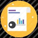 analytics, bar chart, business chart, business graph, data monitoring, statistics icon