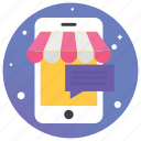 device cart, mobile shopping, online shop, online store, shop, shopping icon