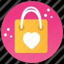 bag, carry bag, grocery bag, purse, shopping bag, shoulder bag icon
