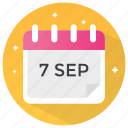 appointment, calendar, deadline, event, meeting, timetable icon