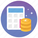 business, commorace, economics, financing, investment, money icon