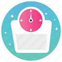 measurement instrument, obesity scale, weight machine, weight meter, weight scale icon