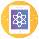 biology, online study, science, science study, technology icon