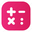 apps, calculator icon