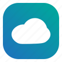 apps, cloud icon