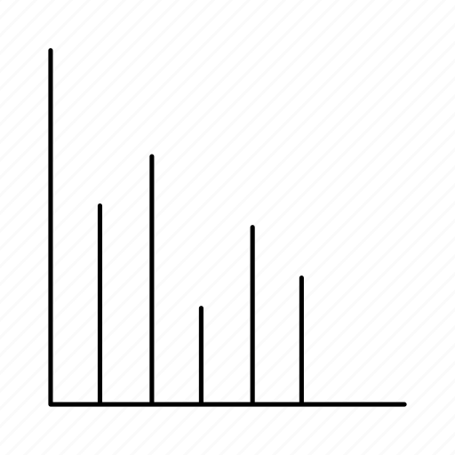 bar, chart, charting, diagrams, graph icon
