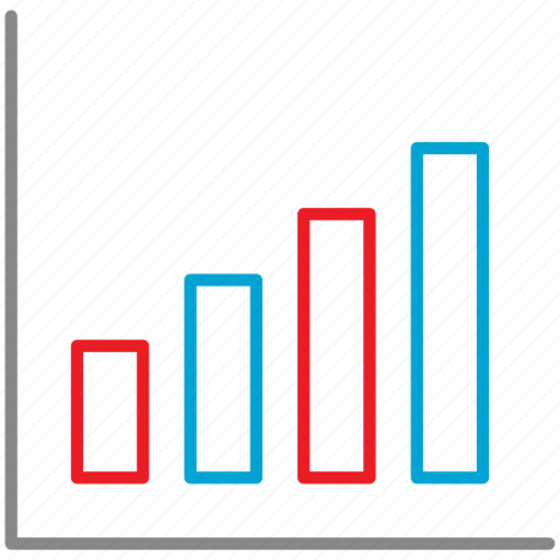 analytics, business, chart, finance, graph, growth icon